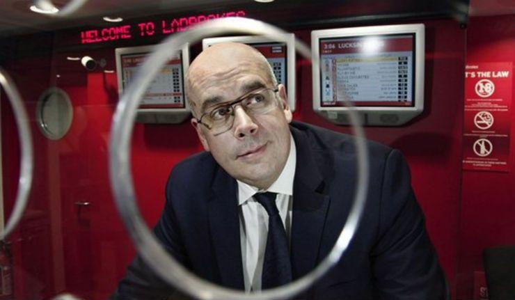 Джим Муллен, исполнительный директор Ladbrokers