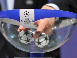 Пари-Матч принимает ставки на итоги жеребьевки ¼ Лиги Чемпионов