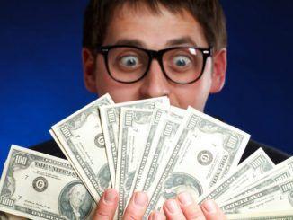 Аутсайдеры приносят 2,3 млн рублей