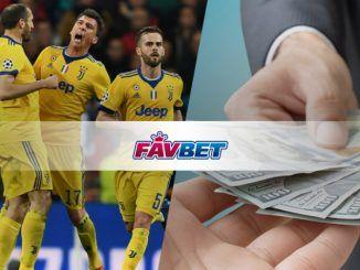БК Favbet вернула часть ставок на встречу «Реал Мадрид – Ювентус»