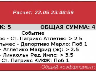 БК «Фонбет»: лайв на миллион рублей