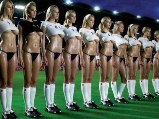 Playboy выпустил ролик к чемпионату мира по футболу