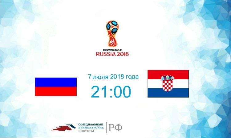 Прогноз футбол россия хорватия