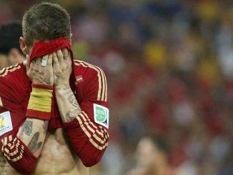 Проклятие Испании продолжается