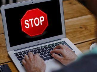 За неделю в России было заблокировано более 3 000 сайтов с нелегальными азартными играми
