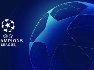 Состоялась жеребьевка 1/8 финала Лиги Чемпионов сезона 2018-2019 годов