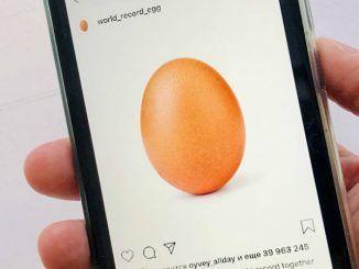 В БК «Олимп» начали прием ставок на количество лайков в Инстаграм под постом с яйцом