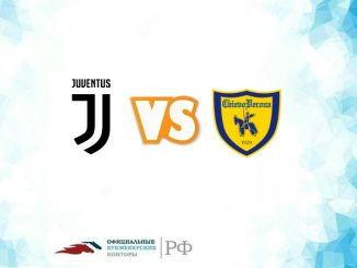 Ювентус – Кьево прогноз и коэффициенты на матч 21 января 2019 года